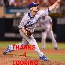 GRANT DAYTON 2016 LOS ANGELES DODGERS  BASEBALL CARD