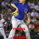 MIKE MONTGOMERY 2016 CHICAGO CUBS BASEBALL CARD
