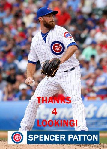 Spencer Patton 2016 Chicago Cubs Baseball Card