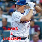 JAY BRUCE 2016 NEW YORK METS BASEBALL CARD