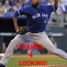FRANCISCO LIRIANO 2016 TORONTO BLUE JAYS BASEBALL CARD