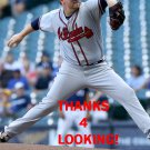 ROB WHALEN 2016 ATLANTA BRAVES BASEBALL CARD
