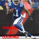 QUAN BRAY 2016 INDIANAPOLIS COLTS FOOTBALL CARD