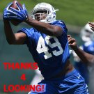 MIKE MILLER 2016 INDIANAPOLIS COLTS FOOTBALL CARD