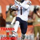 B.J. DANIELS 2016 CHICAGO BEARS FOOTBALL CARD