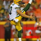 JACOB SCHUM 2016 GREEN BAY PACKERS FOOTBALL CARD