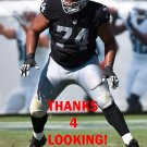 VADAL ALEXANDER 2016 OAKLAND RAIDERS FOOTBALL CARD