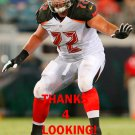 BEN GOTTSCHALK 2016 TAMPA BAY BUCCANEERS FOOTBALL CARD