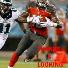 FREDDIE MARTINO 2016 TAMPA BAY BUCCANEERS FOOTBALL CARD