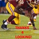 ANTHONY LANIER 2016 WASHINGTON REDSKINS FOOTBALL CARD