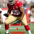 JOSHUA GARNETT 2016 SAN FRANCISCO 49ERS FOOTBALL CARD