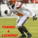 DOMINIQUE ALEXANDER 2016 CLEVELAND BROWNS FOOTBALL CARD