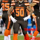 SCOOBY WRIGHT 2016 CLEVELAND BROWNS FOOTBALL CARD