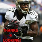 TOMMYLEE LEWIS 2016 NEW ORLEANS SAINTS FOOTBALL CARD