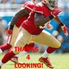 RONALD BLAIR 2016 SAN FRANCISCO 49ERS FOOTBALL CARD