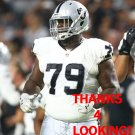 DENVER KIRKLAND 2016 OAKLAND RAIDERS FOOTBALL CARD
