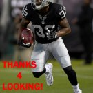 ANTONIO HAMILTON 2016 OAKLAND RAIDERS FOOTBALL CARD