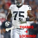 DARIUS LATHAM 2016 OAKLAND RAIDERS FOOTBALL CARD