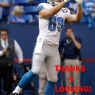 COLE WICK 2016 DETROIT LIONS FOOTBALL CARD