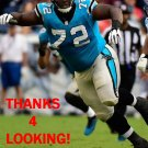 ERIC CRUME 2016 CAROLINA PANTHERS FOOTBALL CARD