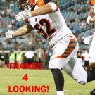 TREVOR ROACH 2016 CINCINNATI BENGALS FOOTBALL CARD