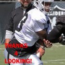 JIMMY BEAN 2016 OAKLAND RAIDERS FOOTBALL CARD