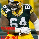 MIKE PENNEL 2014 GREEN BAY PACKERS FOOTBALL CARD
