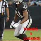 BRYNDEN TRAWICK 2016 OAKLAND RAIDERS FOOTBALL CARD