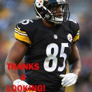 XAVIER GRIMBLE 2016 PITTSBURGH STEELERS FOOTBALL CARD