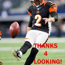 MIKE NUGENT 2015 CINCINNATI BENGALS FOOTBALL CARD