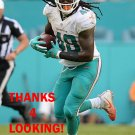 MARQUEIS GRAY 2016 MIAMI DOLPHINS FOOTBALL CARD