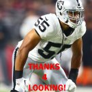 JOHN LOTULELEI 2016 OAKLAND RAIDERS FOOTBALL CARD