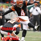 RANDY BULLOCK 2016 CINCINNATI BENGALS FOOTBALL CARD
