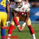 PRINCE CHARLES IWORAH 2016 SAN FRANCISCO 49ERS FOOTBALL CARD