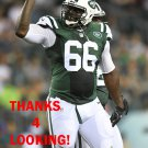 CLAUDE PELON 2016 NEW YORK JETS FOOTBALL CARD