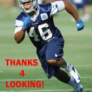 JOE WINDSOR 2014 DALLAS COWBOYS FOOTBALL CARD