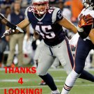 KEVIN SNYDER 2016 NEW ENGLAND PATRIOTS FOOTBALL CARD