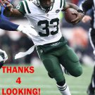 ROMAR MORRIS 2016 NEW YORK JETS FOOTBALL CARD