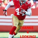 DESMOND BISHOP 2014 SAN FRANCISCO 49ERS FOOTBALL CARD