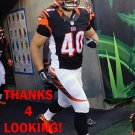 ANDREW BONNET 2016 CINCINNATI BENGALS FOOTBALL CARD