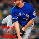 SCOTT FELDMAN 2016 TORONTO BLUE JAYS BASEBALL CARD