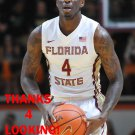 DWAYNE BACON 2016-17 FLORIDA STATE SEMINOLES BASKETBALL CARD
