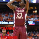 JARQUEZ SMITH 2016-17 FLORIDA STATE SEMINOLES BASKETBALL CARD