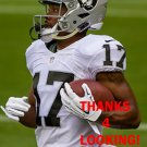 MARVIN HALL 2016 OAKLAND RAIDERS FOOTBALL CARD