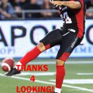ZACKARY MEDEIROS 2016 OTTAWA REDBLACKS  FOOTBALL CARD