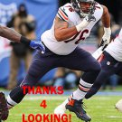 MIKE ADAMS 2016 CHICAGO BEARS FOOTBALL CARD