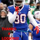 BACARRI RAMBO 2015 BUFFALO BILLS FOOTBALL CARD