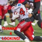 ROY FINCH 2016 CALGARY STAMPEDERS  CFL FOOTBALL CARD