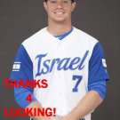MIKE MEYERS 2017 TEAM ISRAEL WORLD BASEBALL CLASSIC CARD