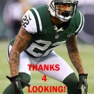 AARON BERRY 2013 NEW YORK JETS FOOTBALL CARD